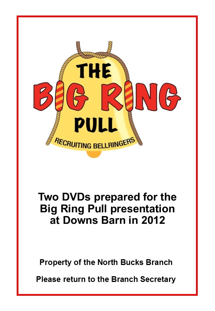 Big Ring Pull DVDs